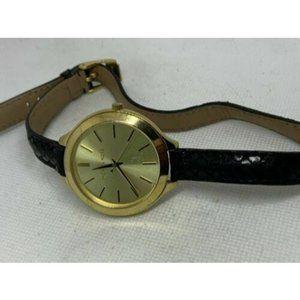 Michael Kors MK2315 Women's Watch Champagne Dial B